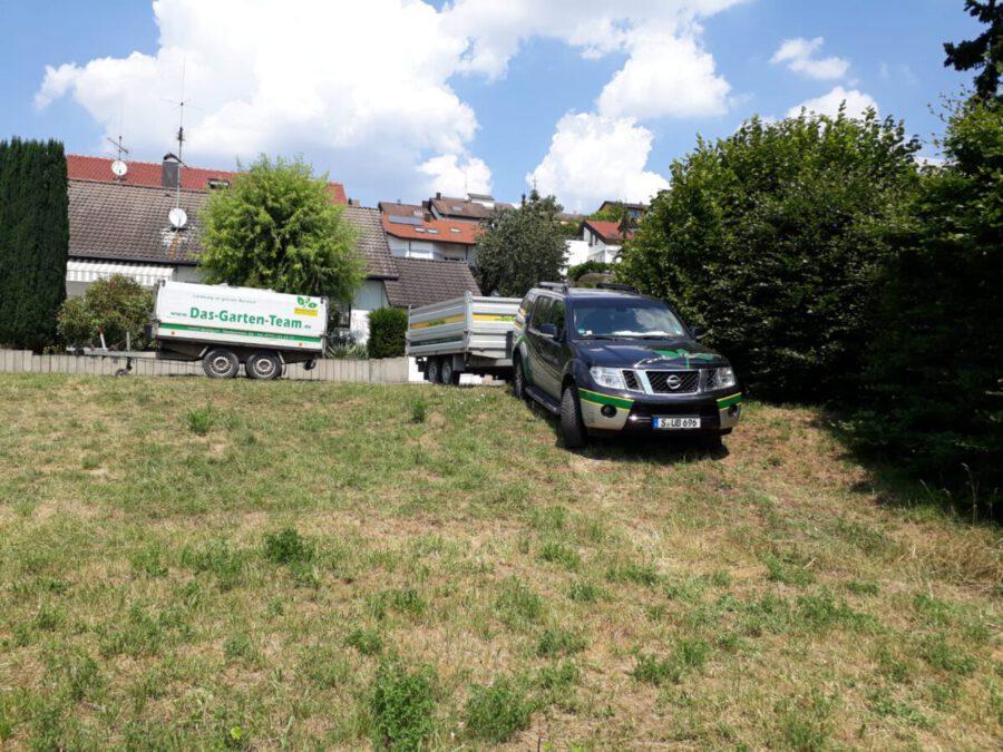 Unsere Fahrzeuge für Entsorgungen aller Art in Stuttgart